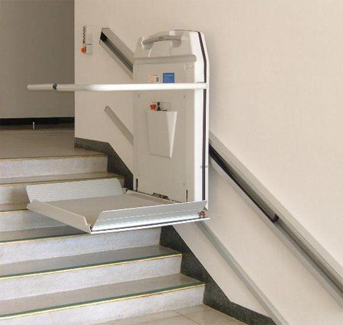 מעלון מדרגות לנגישות מרבית