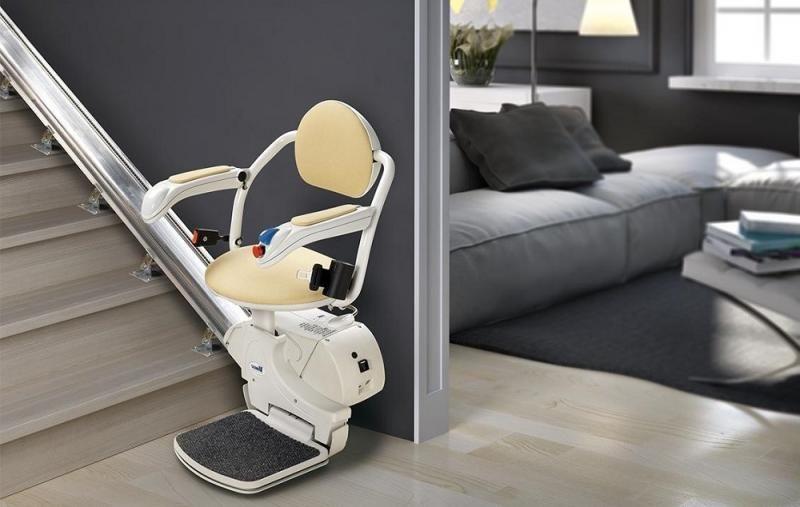 S&L solutions כסא למדרגות