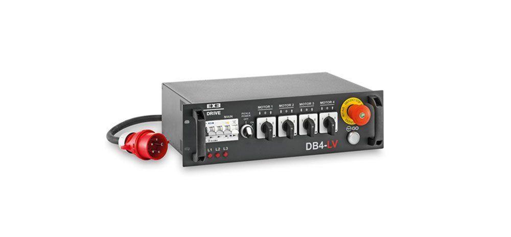 DB4 lvc multilink controller