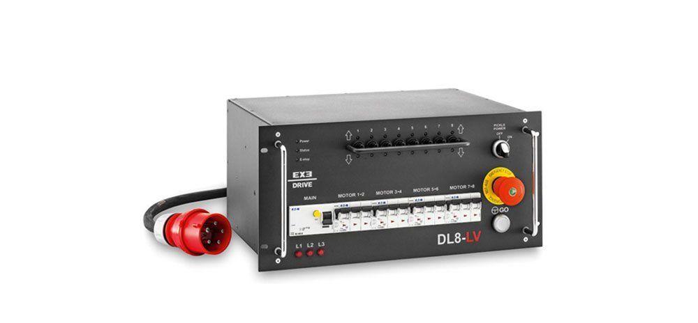DL8 LV multilink controller