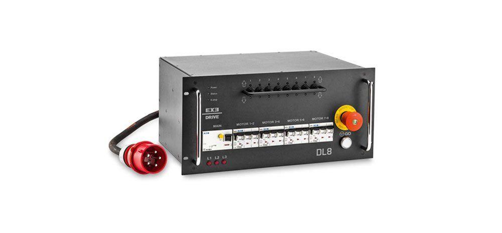 DL8 multilink controller