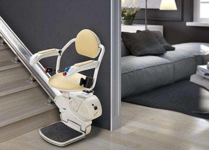 מעלון כסא למדרגות - S&L Solutions