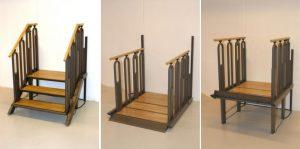 flexstep- מעלון מדרגות - S&L-Solutions