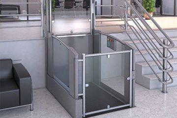 Platform lift s08