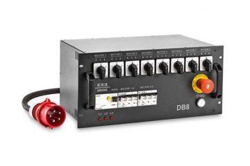 DB8 basic controller